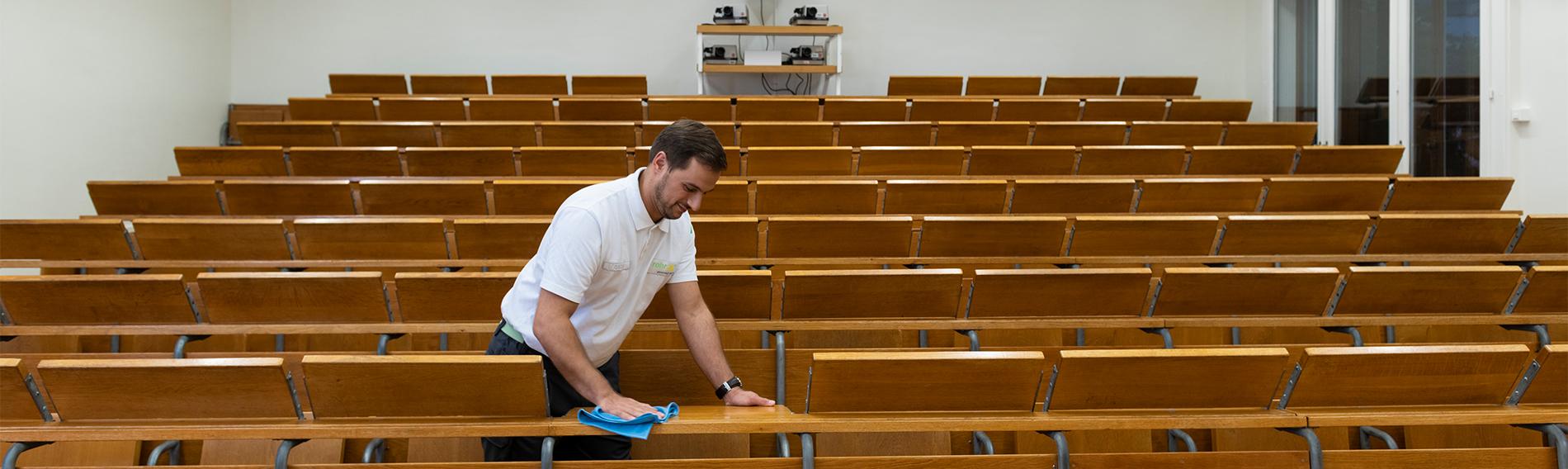 Ein preisgekrönter Granulat-Reiniger revolutioniert die Reinigungsprozesse