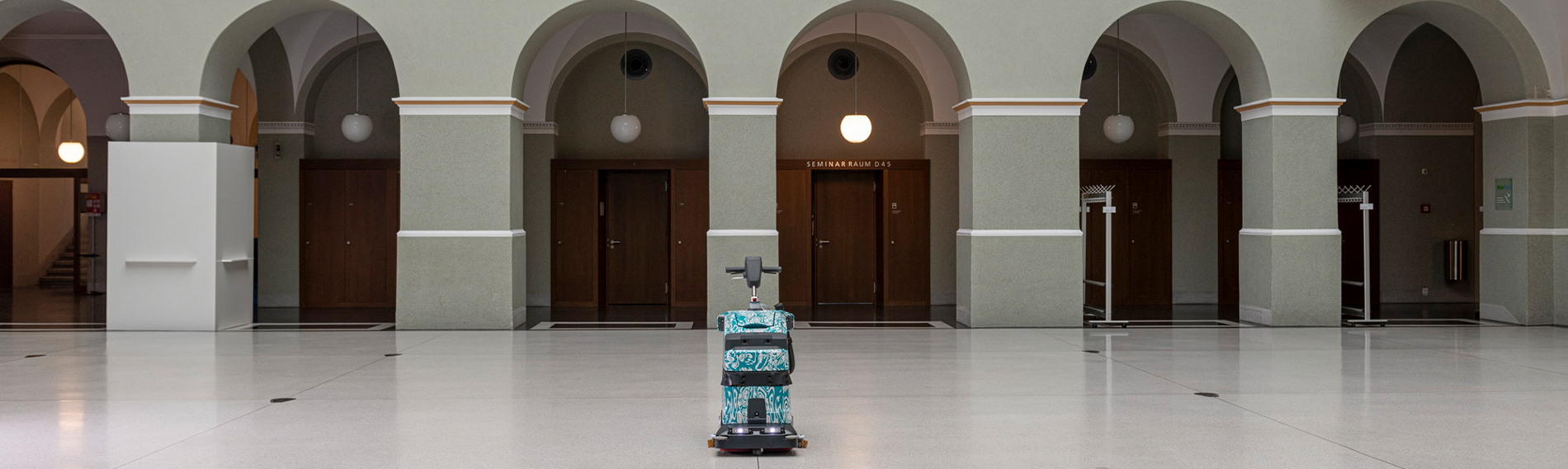 Reinigungsroboter im Test